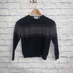 Merino Wool Boys Cardigan Calvin Klein